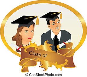 שלנו, graduates.., דמות