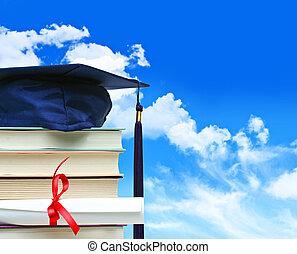 שמיים כחולים, תעודה, נגד, ספרים, לגוז