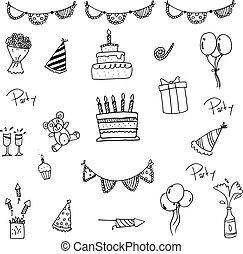 שרבט, קבע, יום הולדת, ילדים