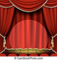 תאטרון, ביים