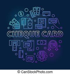 תאר, צבעוני, דוגמה, וקטור, המחאה, סיבוב, כרטיס