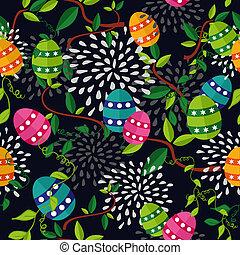 תבנית, ביצים, חג הפסחה, צבעוני