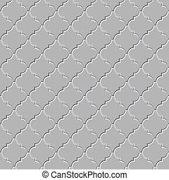 תבנית, וקטור, -, seamless, רצפה