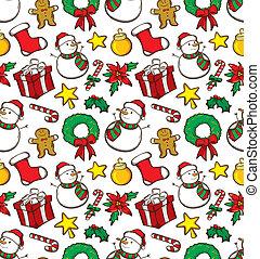 תבנית, חג המולד