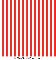 תבנית, לבן, seamless, פס אדום