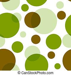 תבנית, ראטרו, (vector), seamless