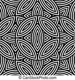 תבנית, תקציר, גיאומטרי, seamless