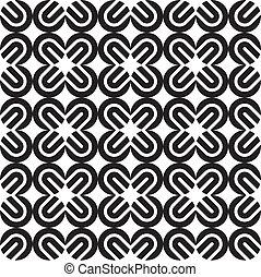 תבנית, seamless, (vector)