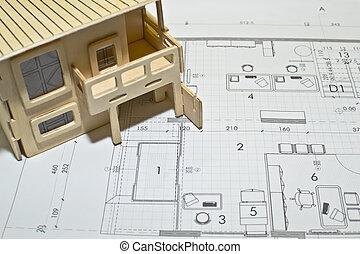 תוכניות, אדריכלי