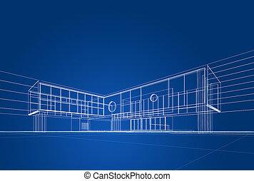 תוכנית, אדריכלות