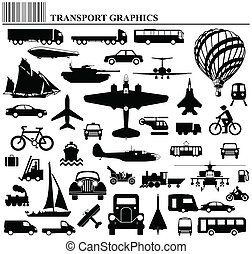 תחבורה, מודוסים