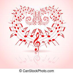 תימה, ולנטיינים, מוסיקה, יום