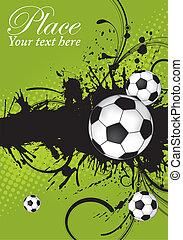 תימה, כדור של כדורגל
