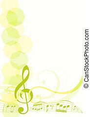 תימה, מוסיקה, רקע