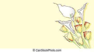 תימה, פרחים