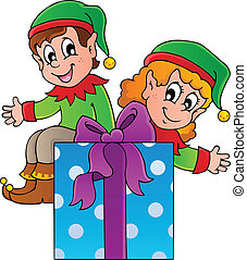 תימה, שדון, חג המולד, 3