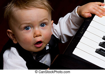 תינוק, מוסיקה, ללמוד