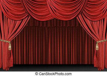 תלה, תאטרון, רקע, ביים