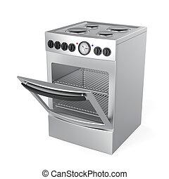 תנור, inox, חשמלי