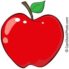 תפוח עץ אדום