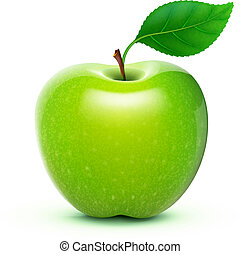 תפוח עץ ירוק