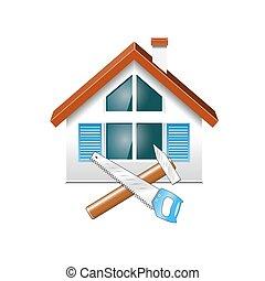תקן, בניה, בתים