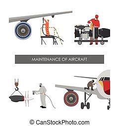 תקן, תחזוקה, aircraft.