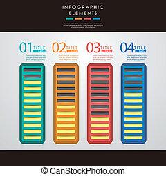 תקציר, חסום טבלה, infographics