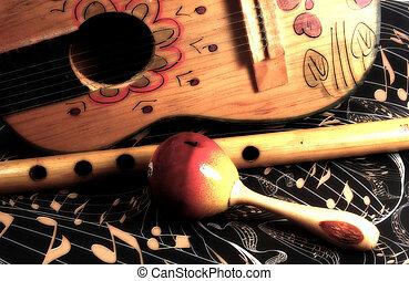 תקציר, מוסיקה