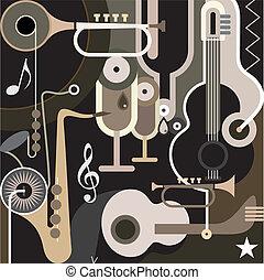 תקציר, רקע, -, מוסיקה, וקטור