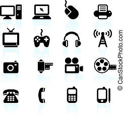 תקשורת, טכנולוגיה, יסודות, עצב
