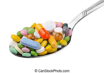 תרופות, כף
