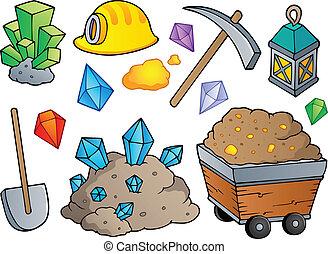 1, חפור, תימה, אוסף