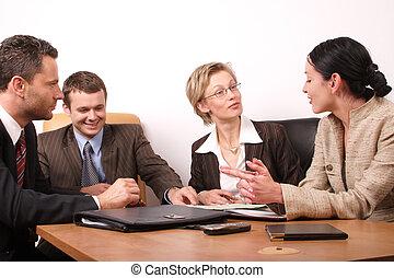 4, אנשים של עסק