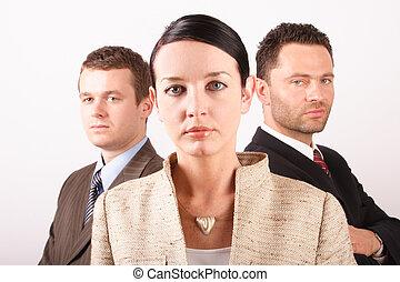 8, צוות של עסק