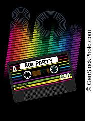 80s, מפלגה, וקטור, רקע