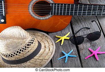 acousti, החף מוט, רקע, קיץ
