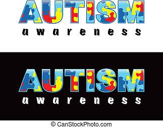 autism, מודעות