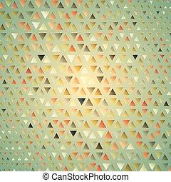 be, תבנית, רשת, יכול, טקסטורה, עמוד, משולשים, התגלה, השתמש, טפט, mosaic., התמלא, textures., רקע