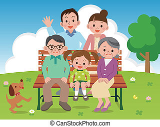 benc, שמח, חנה, משפחה, לשבת