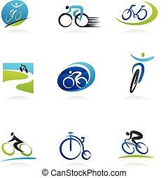 bicycles, איקונים, לאפון
