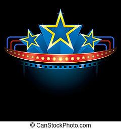 blockbuster, כוכבים