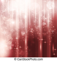 bokeh, כוכבים, רקע, אור, אשדים