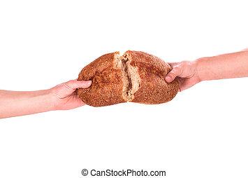 bread, העבר