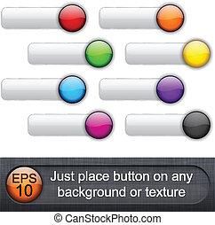 buttons., כד, מבריק