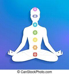 chakras., meditation.
