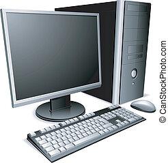 computer., דסקטופ