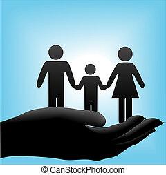 cuppe, ילד, אבא, משפחה, אמא