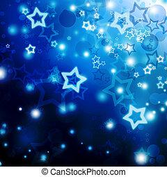 defocus, אורות, חג המולד, כוכבים