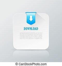 downloaded, תייק כרטיס, מידע